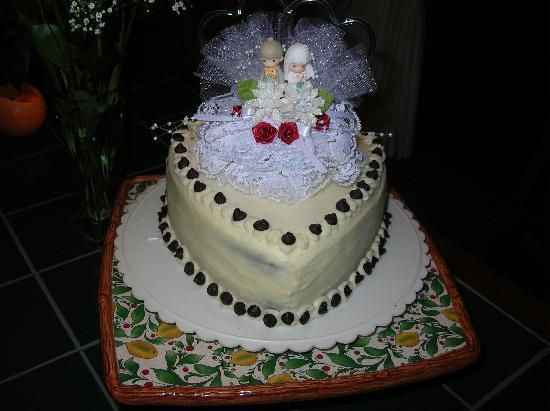Fresh Sourdough Express: Wedding cakes or Crab Dinner ... we got it
