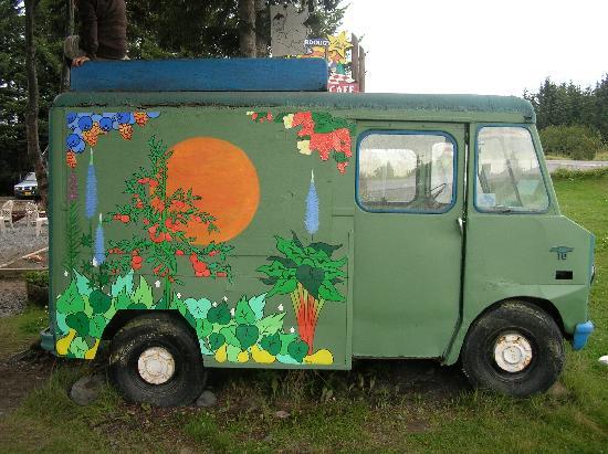 Fresh Sourdough Express: Newly Painted Sourdough Van ... the orginal bakery on wheels