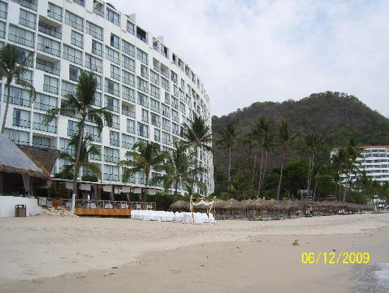 Hyatt Ziva Puerto Vallarta: Main tower
