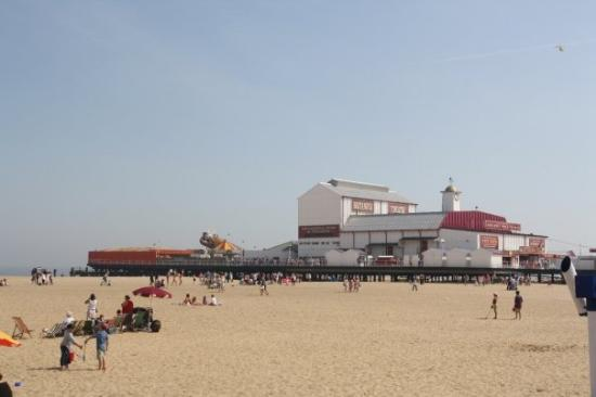 Грейт-Ярмут, UK: Great Yarmouth Beach