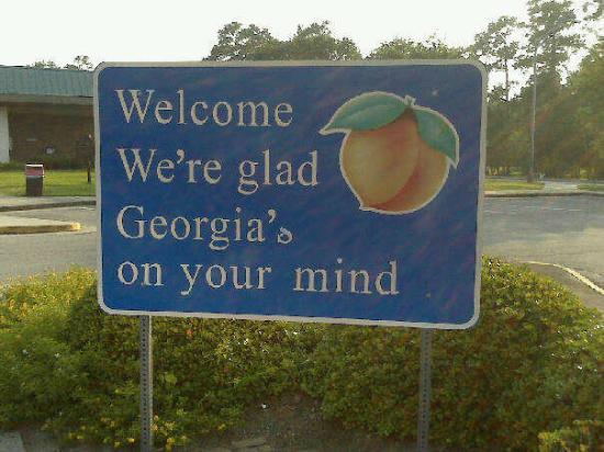 Savannah, GA: Feelin' Peachy in GA
