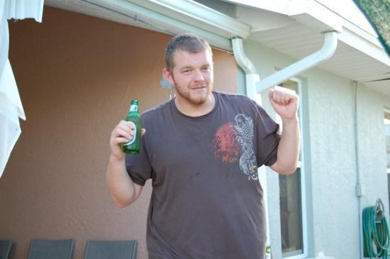Port Saint Lucie, Φλόριντα: party boy