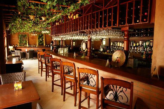 Hotel Valle del Rio: The Wine Bar
