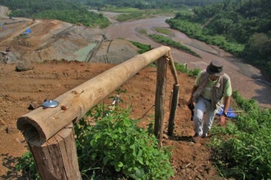 Bandung, Indonesia: Jatigede Dam Project, Java