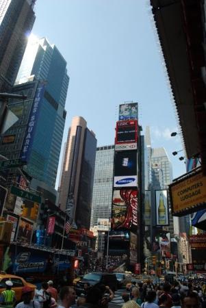 Times Square: Time Square
