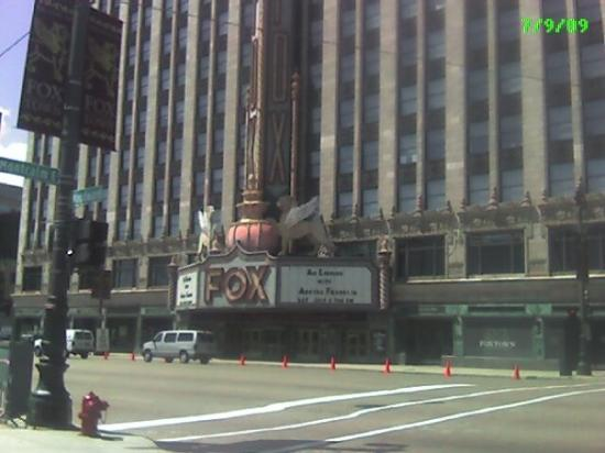 Detroit, MI: The Fox Theatre