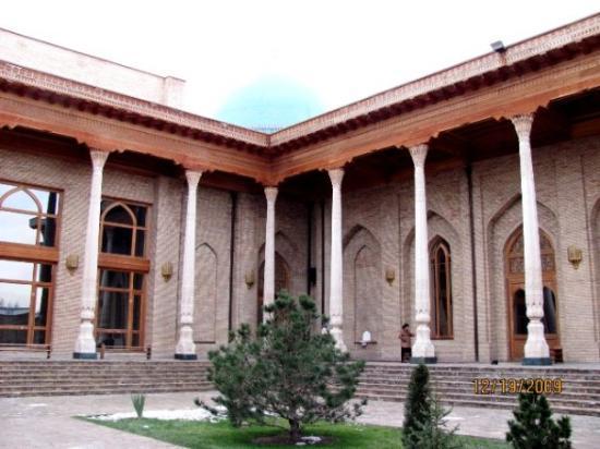 Bilde fra Tasjkent