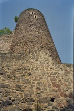 Idar-Oberstein, Tyskland: Fraunberg Castle