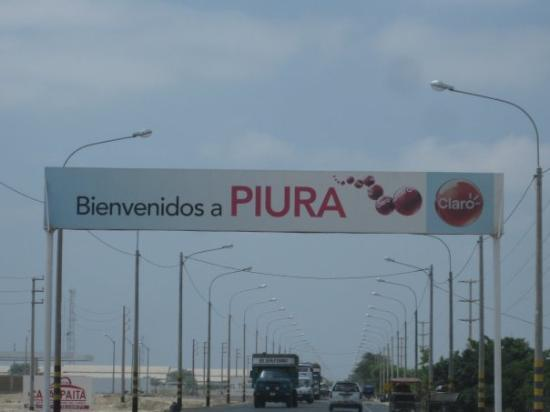 Piura... the way out.