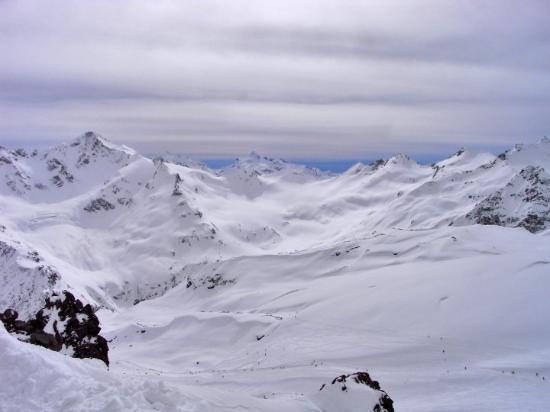 Bilde fra Prielbrusye