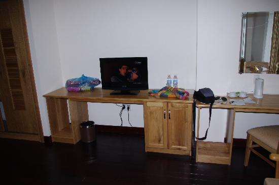 TV at Romance Hotel