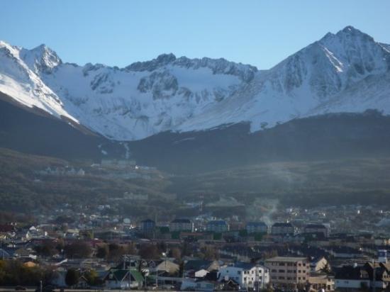 Ushuaia, Argentina: Picos nevados
