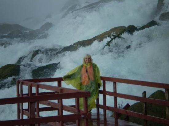 Niagara Falls, NY: Cave of the winds