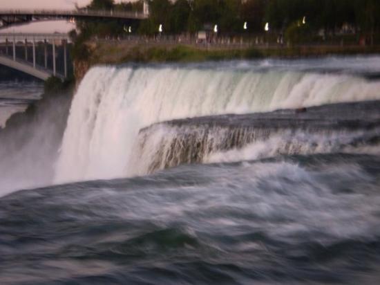 Bilde fra Niagara Falls