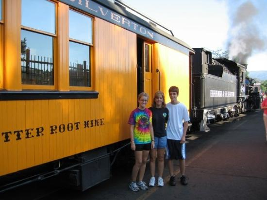Bilde fra Durango and Silverton Narrow Gauge Railroad and Museum