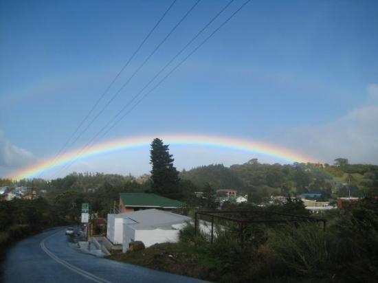 Rainbows in Monteverde