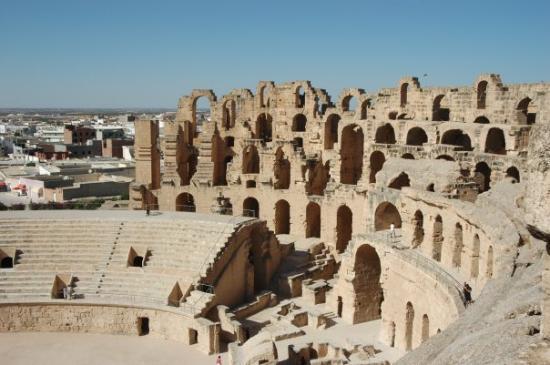 El-Jem, Tunisia: El Jem