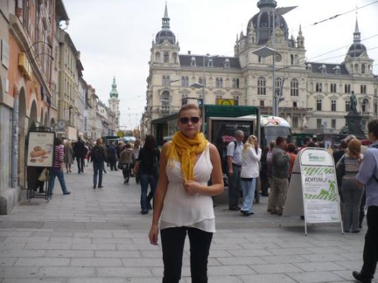 Bilde fra Graz