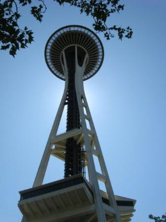 The Space Needle in Seattle
