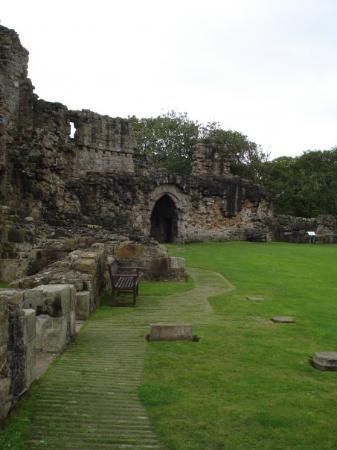 Bilde fra St Andrews Castle