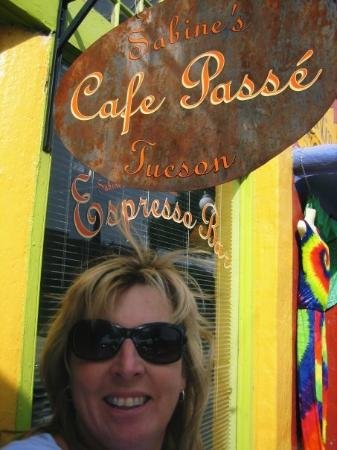Tucson, AZ: Breakfast at Cafe Passe'