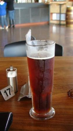 Margaret River, Australia: mmm.. Dunkel from Duckstein Brewery...i'm missing it....