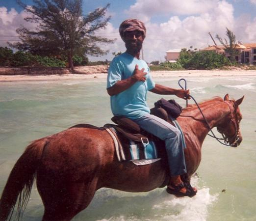 Freeport, Grand Bahama Island: Our Fierce Bahamian Leader