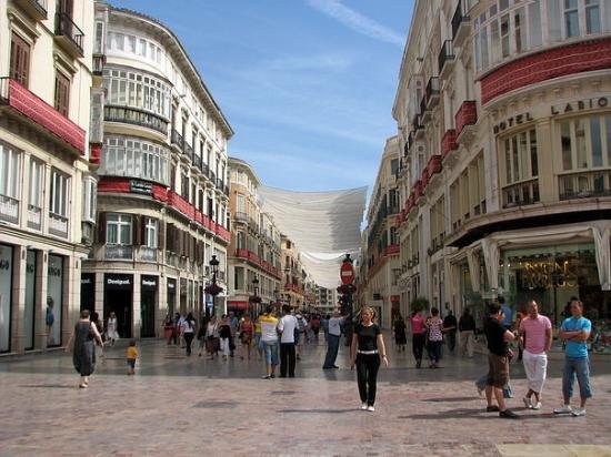 Bilde fra Málaga