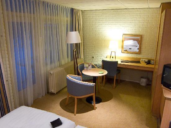 Fletcher Hotel-Restaurant De Wipselberg-Veluwe: Une chambre