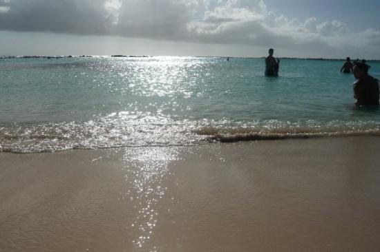 Oranjestad, Aruba: Baby's Beach