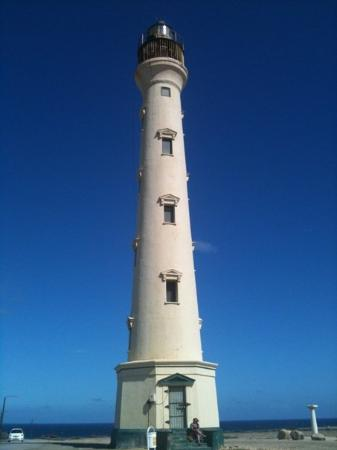 Oranjestad, Aruba: California Lighthouse, Aruba