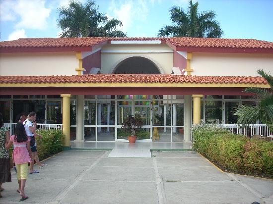 Gran Caribe Club Villa Cojimar: lobby area