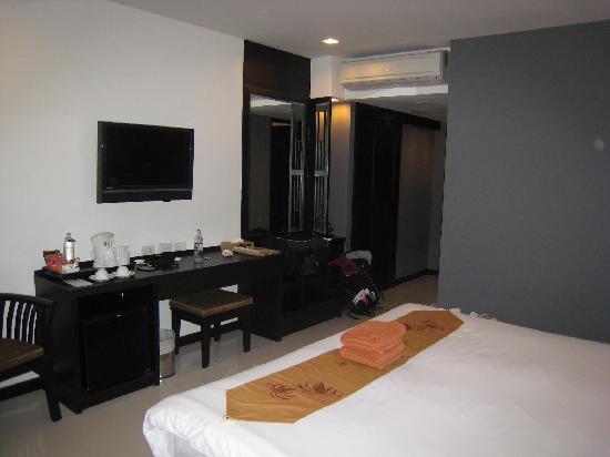 Ananta Burin Resort: Standard Room