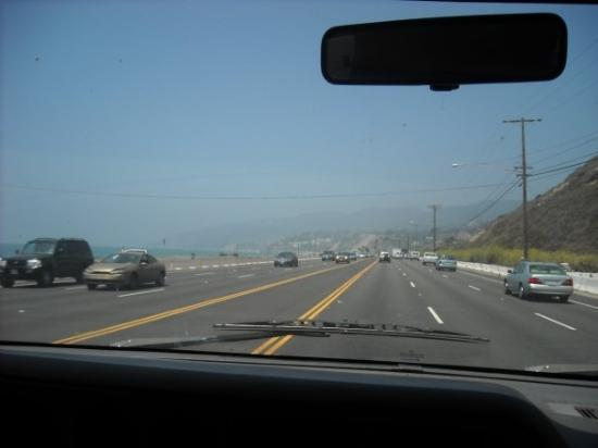 Pacific Coast Highway.