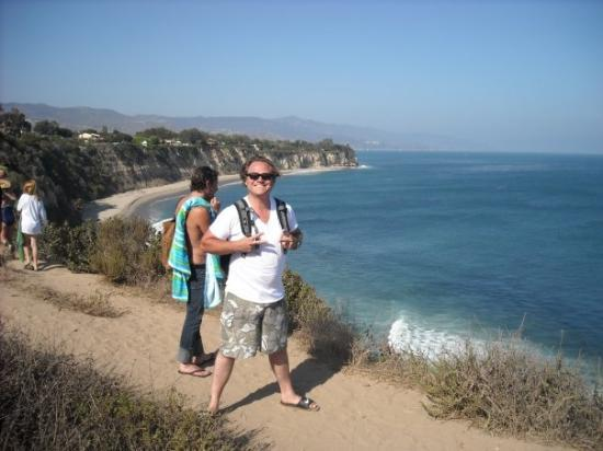 Point Dume State Beach and Preserve: Yeah!