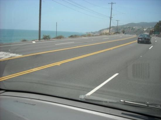 Pacific Coast Highway: Back on the PCH.