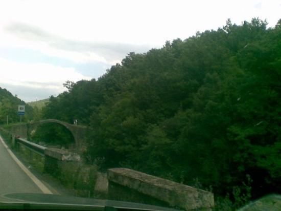 Montalcino, Italia: San Galgano - Itália