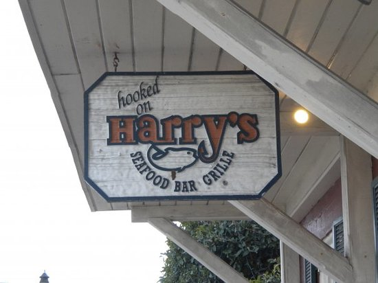 Harry's Seafood Bar and Grille : Awesome New Orleans Cajun restuarant
