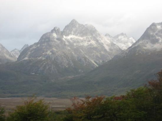 Monte Oliveria, Ushuaia