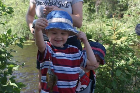 Eagle River, WI: The 5th fish