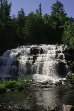 Watersmeet, MI: Bond Falls, Upper Pennisula Michigan