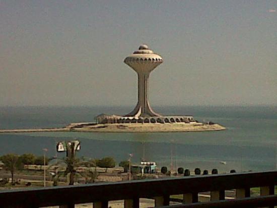 Le Meridien Al Khobar : Taken from my room in the Le Meridien
