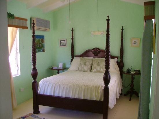 Carringtons Inn St. Croix: my room