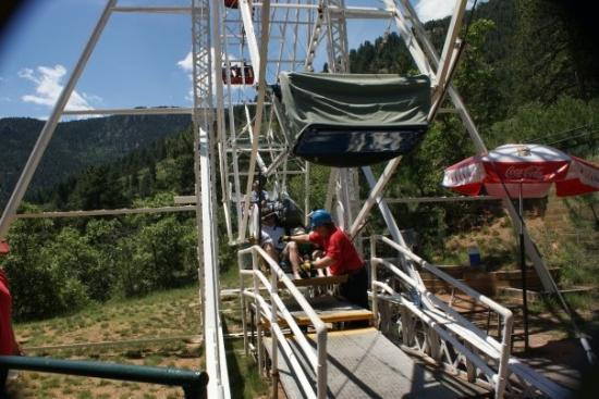 North Pole - Santa's Workshop: The Ferris Wheel