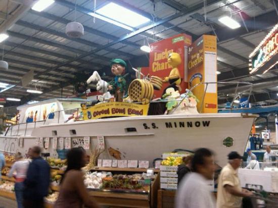 Jungle Jim's International Market: Cereal bowl band