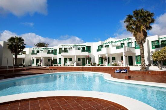 Luz y Mar Apartments : Här ska jag ligga och sola :)