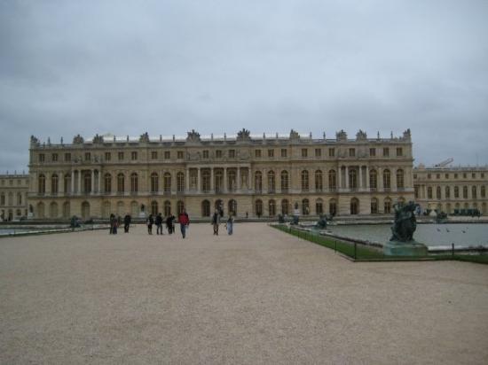Bilde fra Versailles