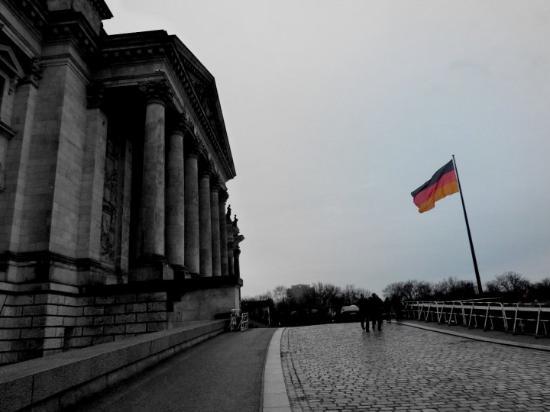 Deutscher Bundestag: Parliament building