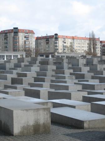 The Holocaust Memorial: Holocaust memorial
