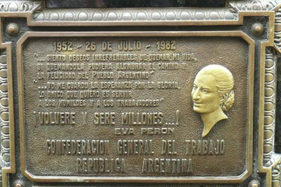 Bilde fra Cementerio de la Recoleta